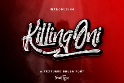 KillingOni Font